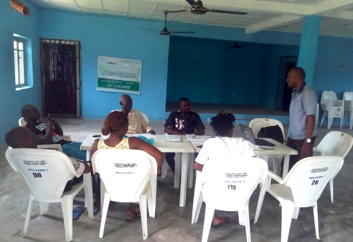Sustainability and Conflict Prevention Project in Bayelsa State. (PIND)