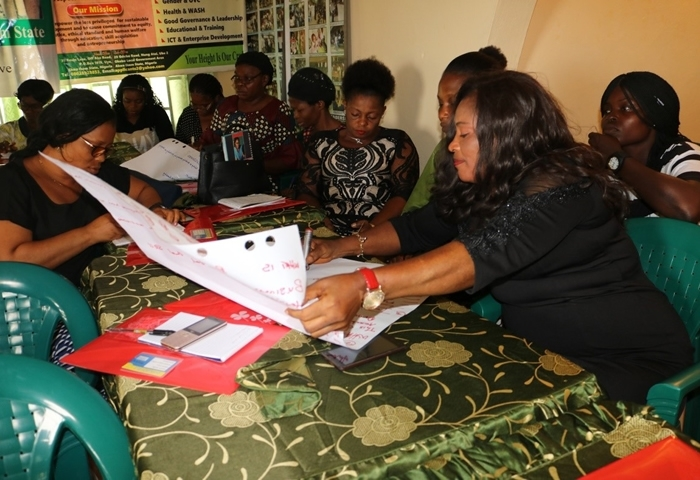Women Entrepreneurial Training In Akwa Ibom