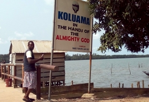 Conflict arising from Electricity Supply to the Koluama 1 community