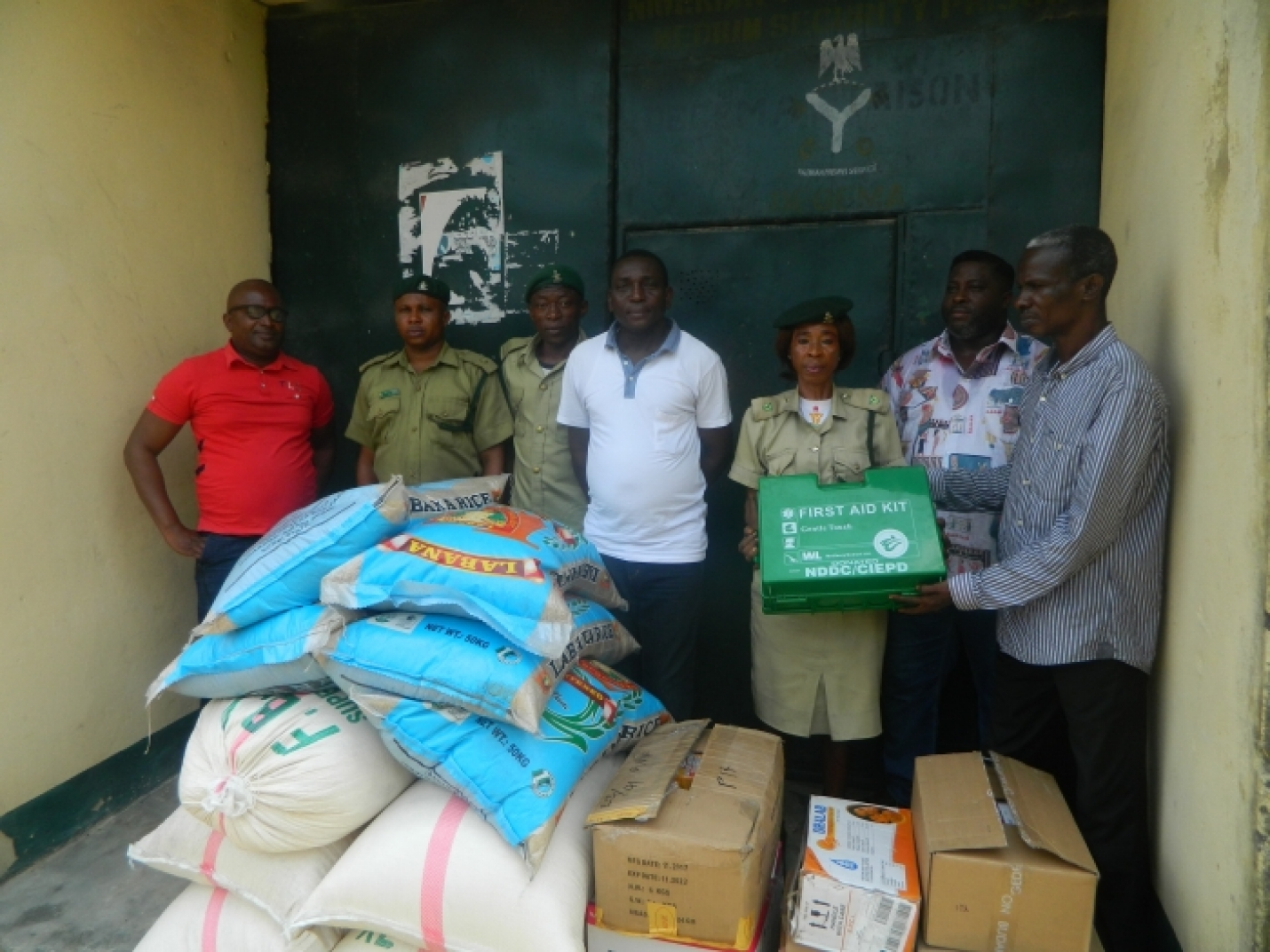 Emergency Equipping Of Prisons/Rehabilitation Of Inmates In Rivers State